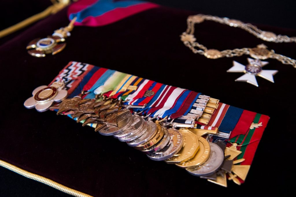 Fülöp herceg kitüntetései