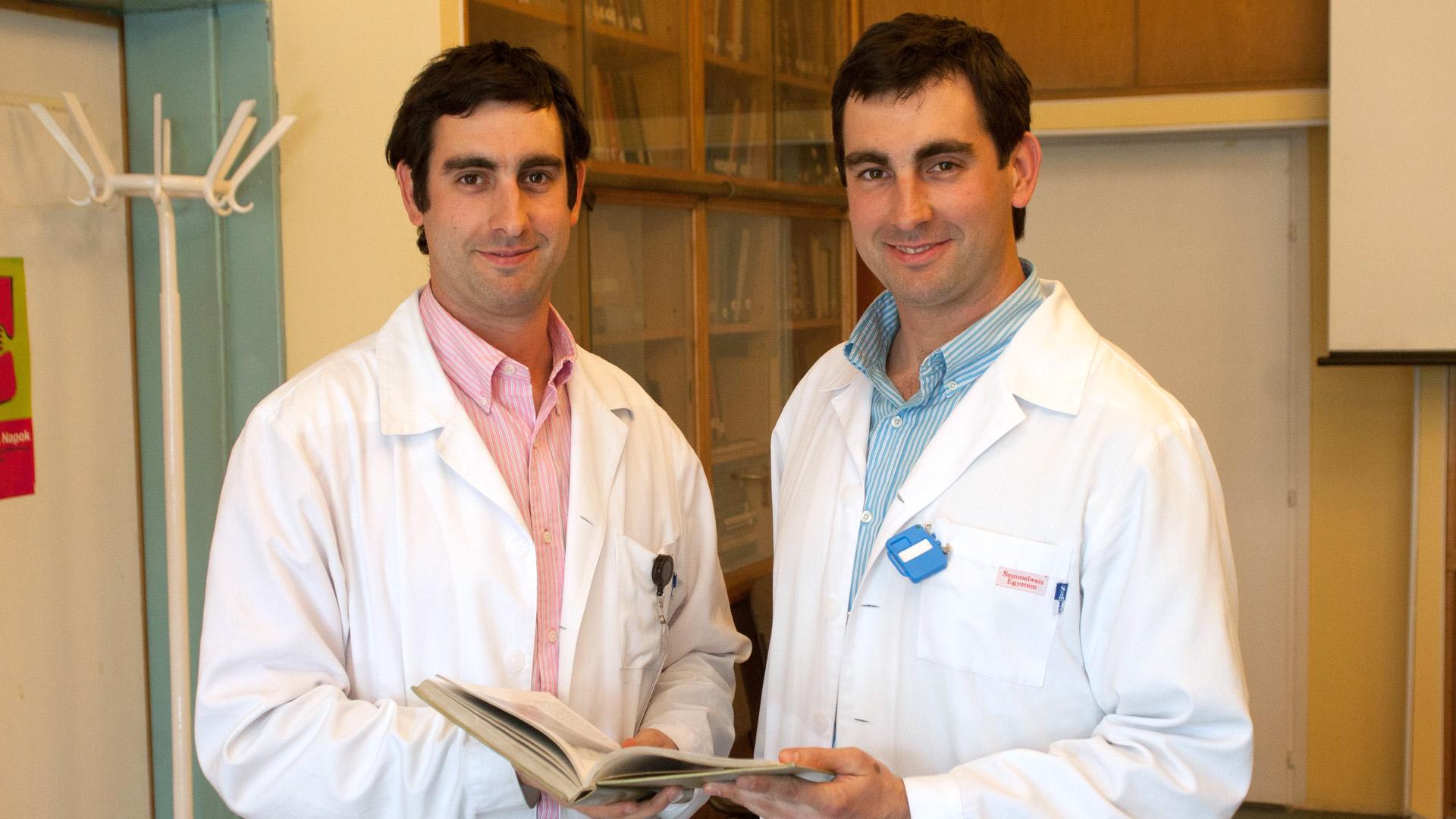 Az ikerpárok nagy segítséget jelenthetnek a tudománynak, amikor egy betegség genetikai hátterét kutatják