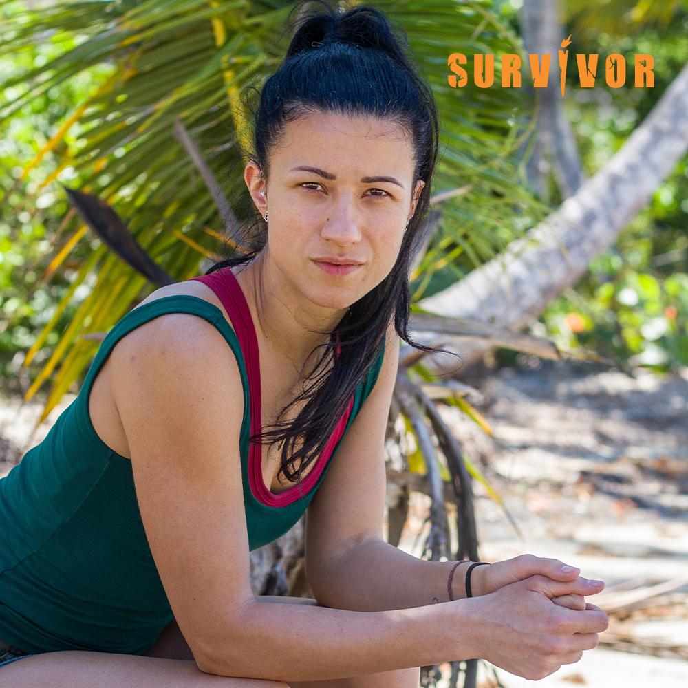 Survivor Sztárcsapat tagja: Széphalmi Júlia táncművész