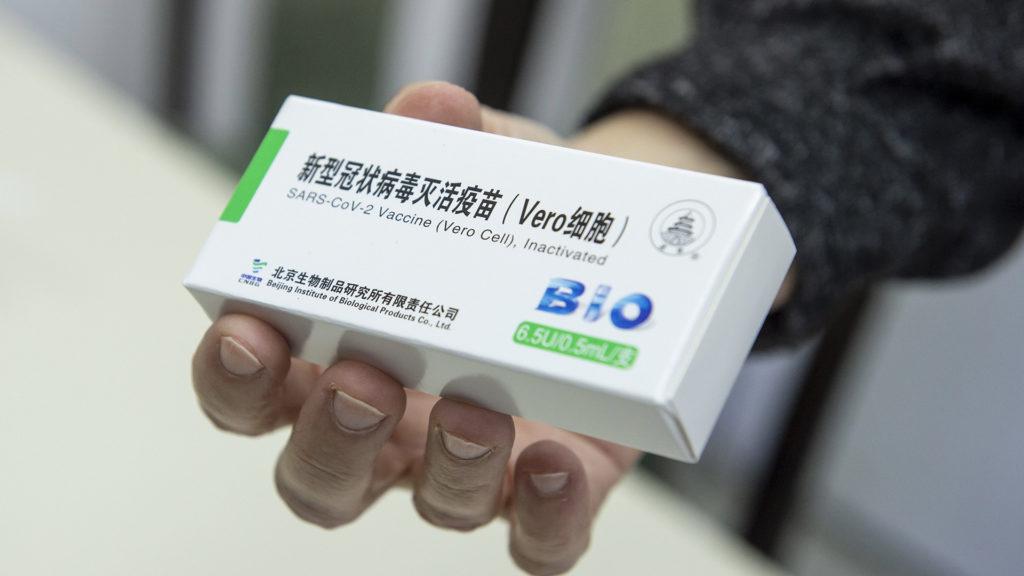 Sinopharm kínai koronavírus-vakcina