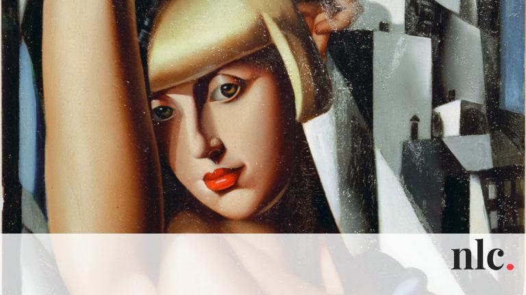 Suzy Solidor, a nő, akit a legtöbbször lefestettek – Szűz Mária után