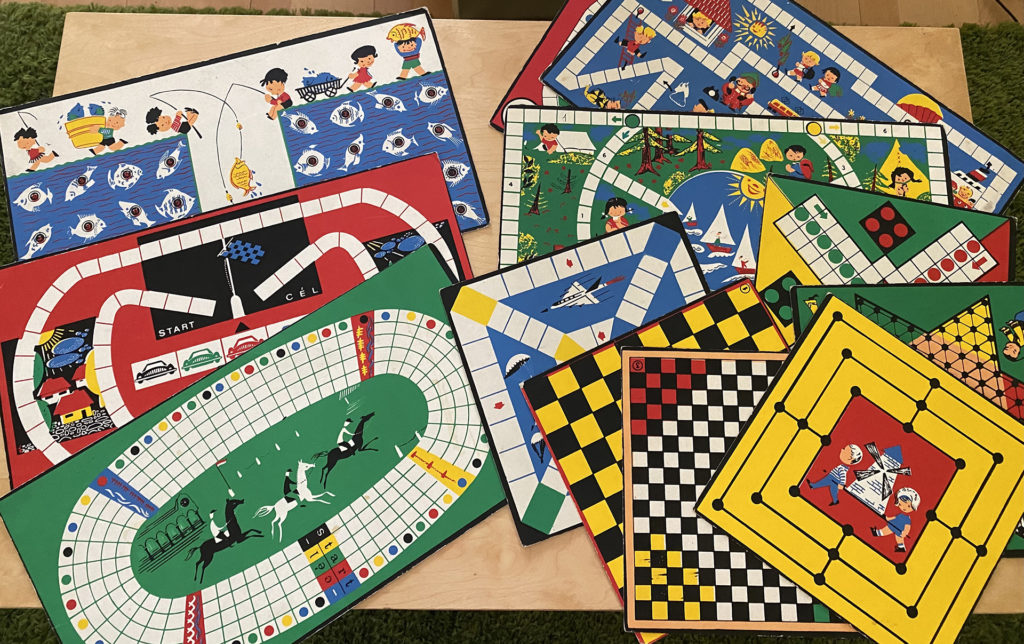 Emlékszel még A család játéka című társasra?