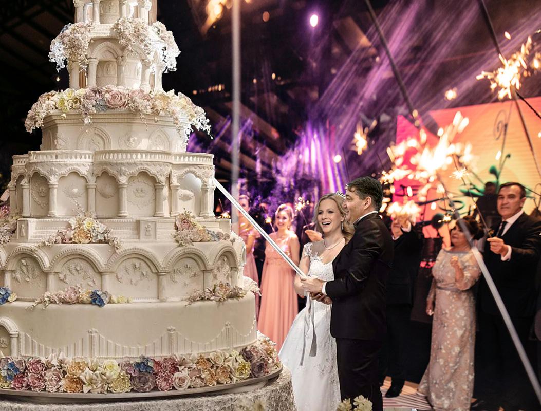 Gigantikus tortacsoda (Fotó: nlc illusztráció)