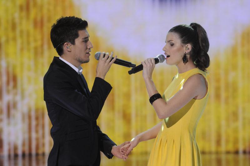 Pál Dénes és Agárdi Szilvia énekel A Dal-ban
