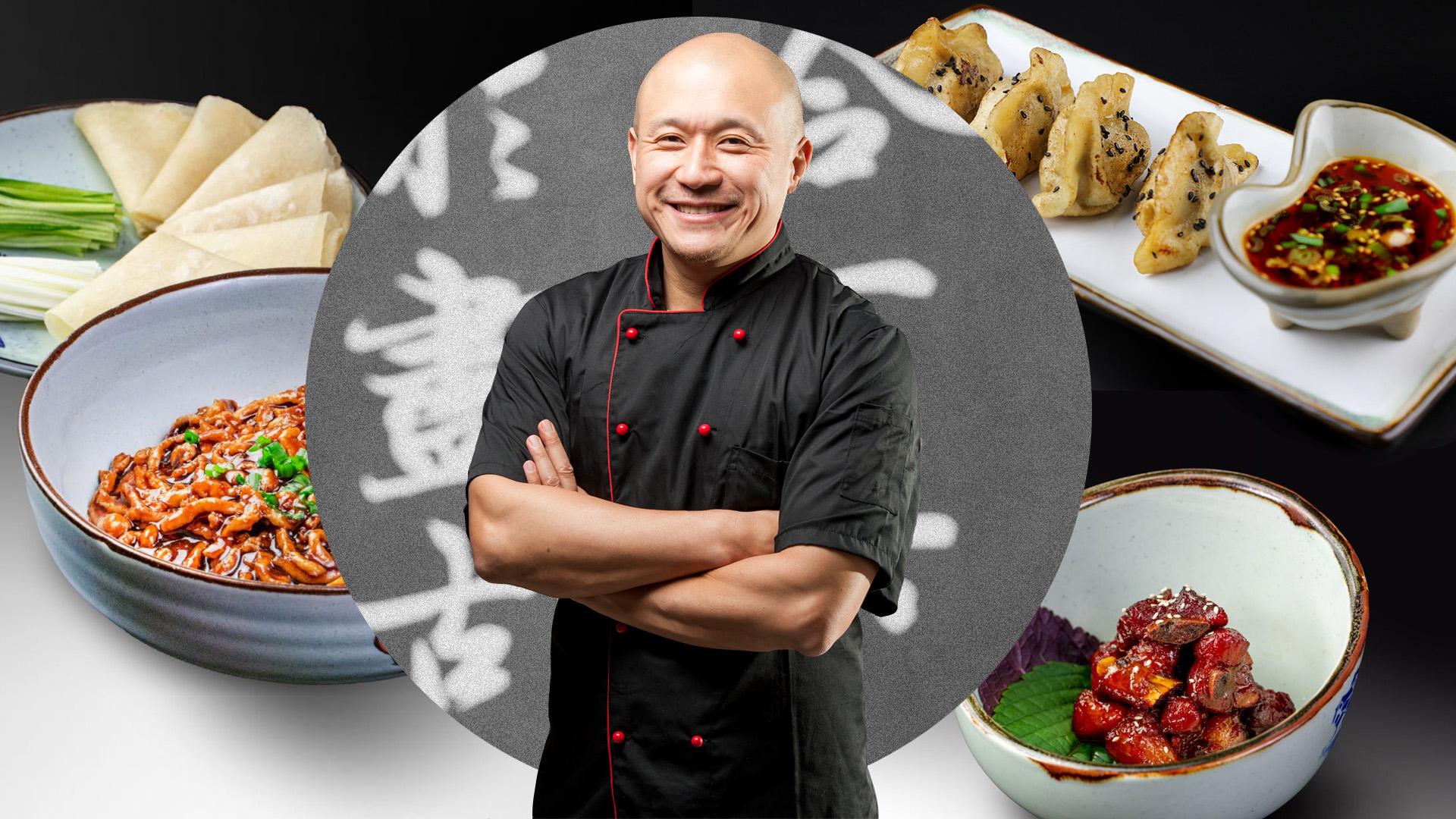 Wang mester hazánk kétségkívül legismertebb kínai szakácsa