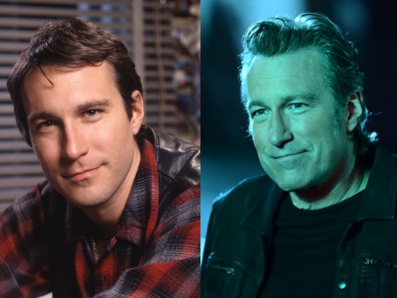 John Corbett 1995-ben és 2021-ben (Fotók: Getty Images)