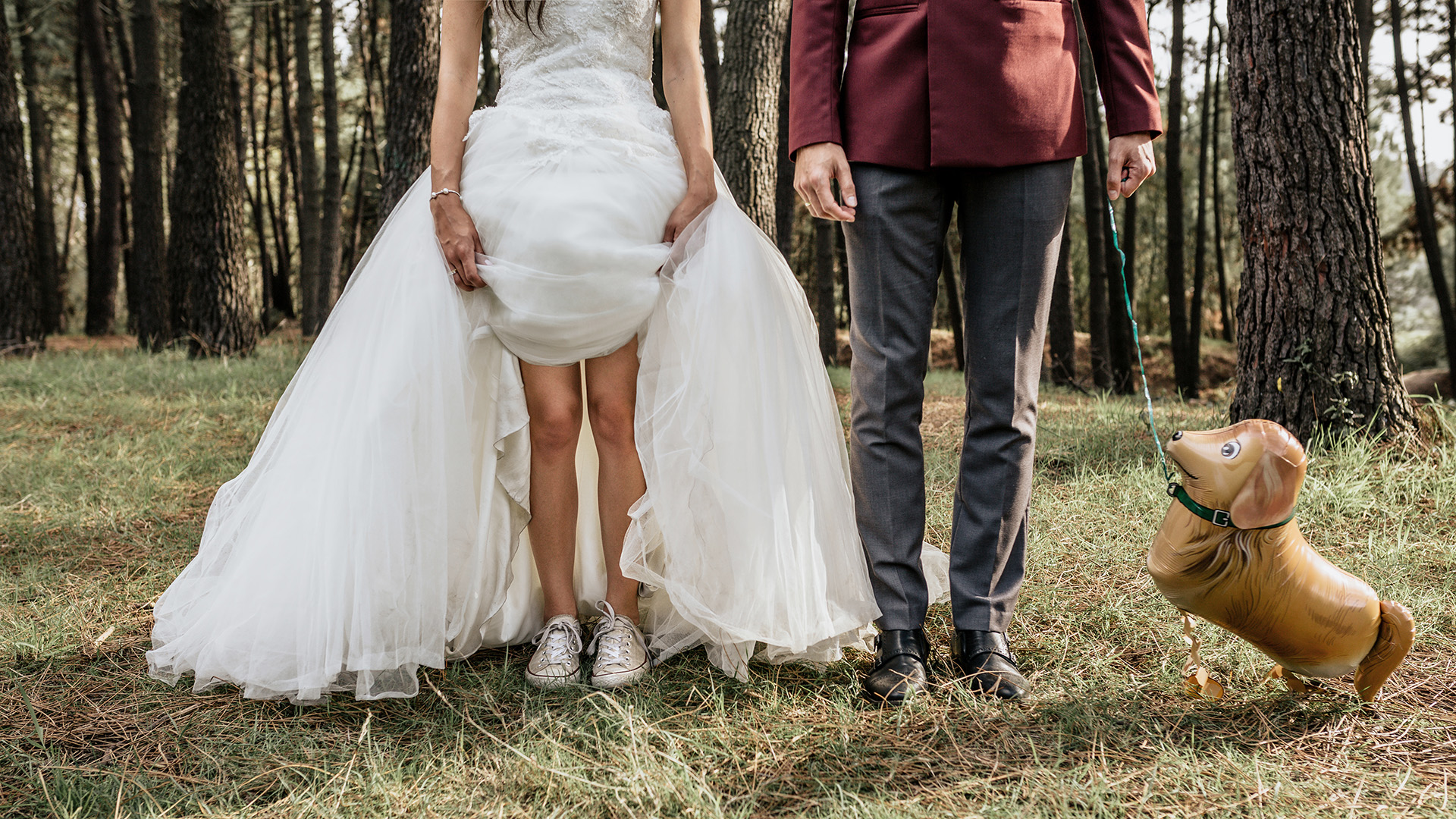 Pár esküvő után