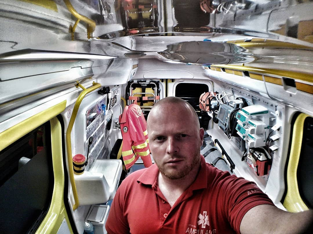 Hőseink a magyar mentősök