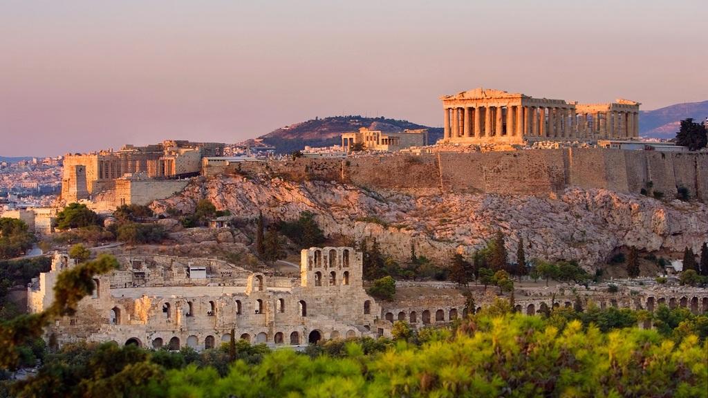 Átalakítják az Akropoliszt