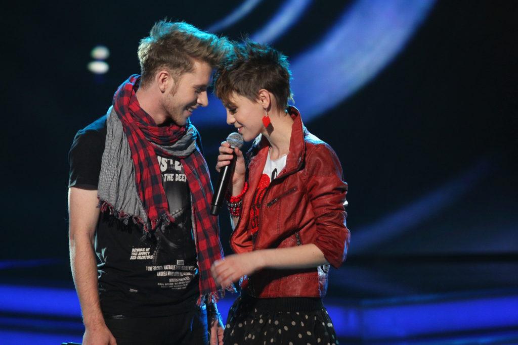 2011-ben Baricz Gergő és Kováts Vera már azt egymás karjaiban ünnepelték, hogy bejutottak a legjobb 24 versenyző közé az X-Faktorban