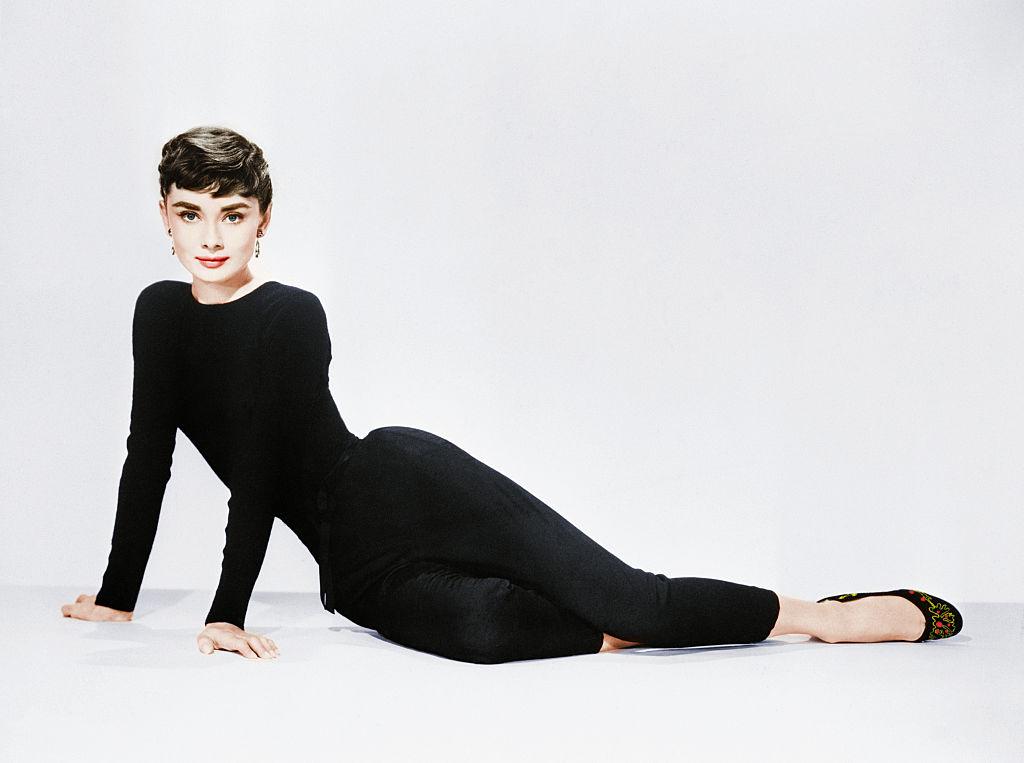 Audrey Hepburn 1954-ben (fotó: gettyimages)