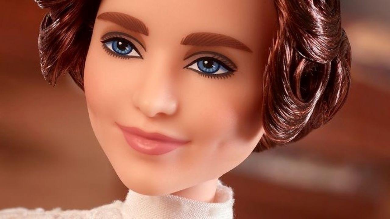 barbie, inpsiráló nők