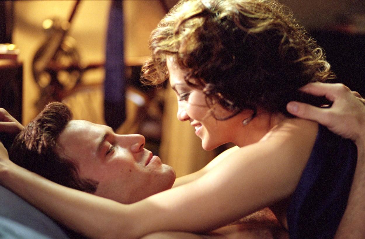 JERSEY GIRL: Ben Affleck és Jennifer Lopez 2004-ben