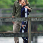 Jennifer Lopez és Ben Affleck 2003 nyarán Kanadában