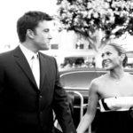 Jennifer Lopez és Ben Affleck a Daredevil bemutatóján