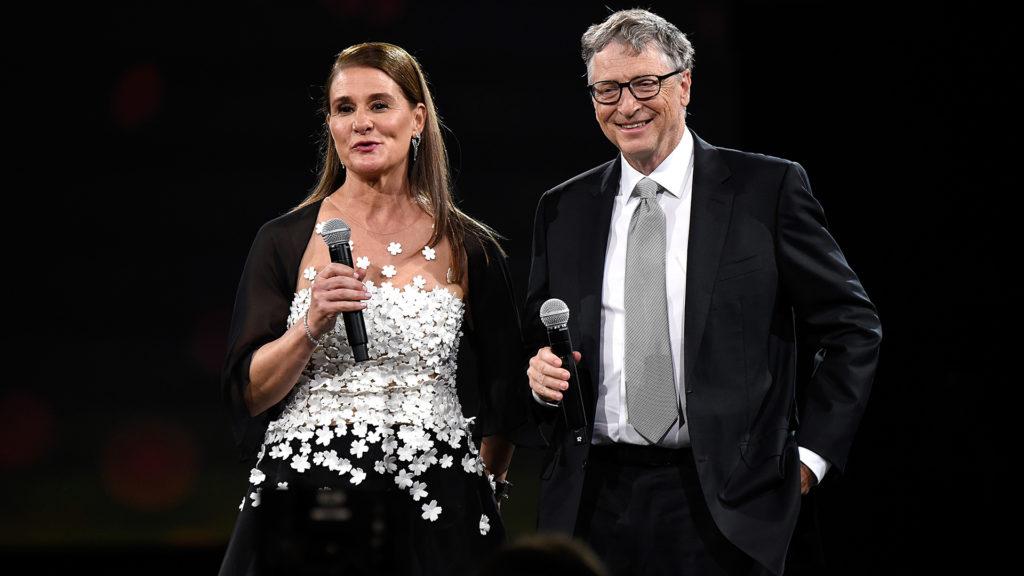 Már két éve zajlik Bill Gates válása