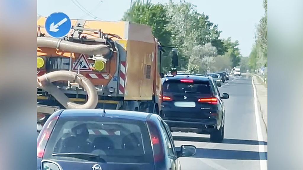 BMW-s az 51-es úton