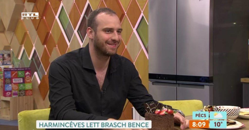Brasch Bence ma 30 éves