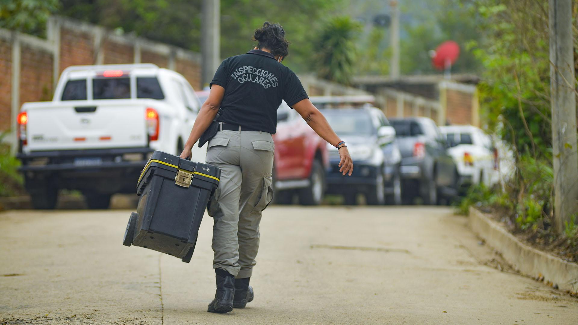 40 gyilkosságot ismert el az El Salvador-i exrendőr