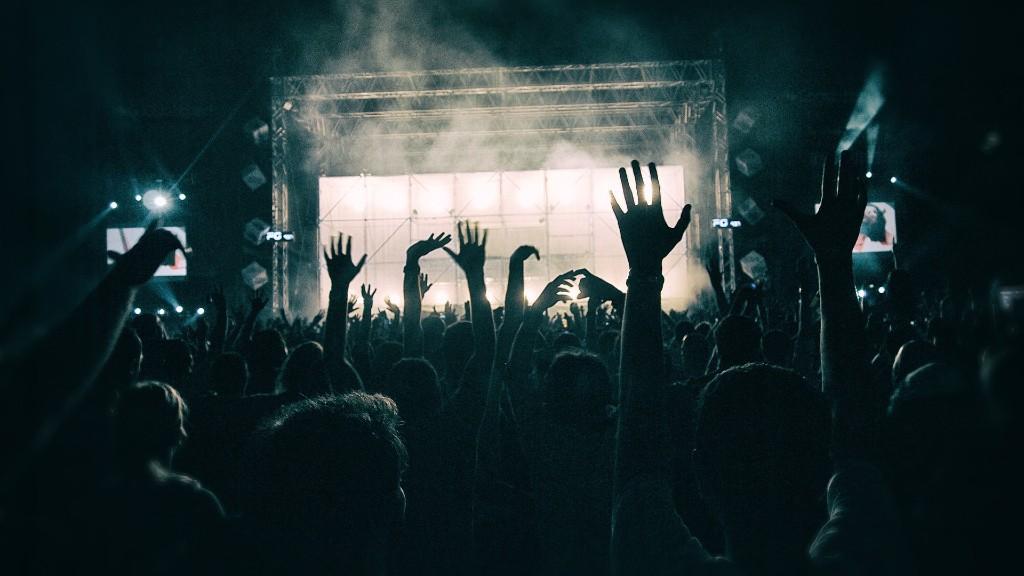 Koncertre is lehet majd menni védettségi igazolvánnyal (fotó: Pixabay)