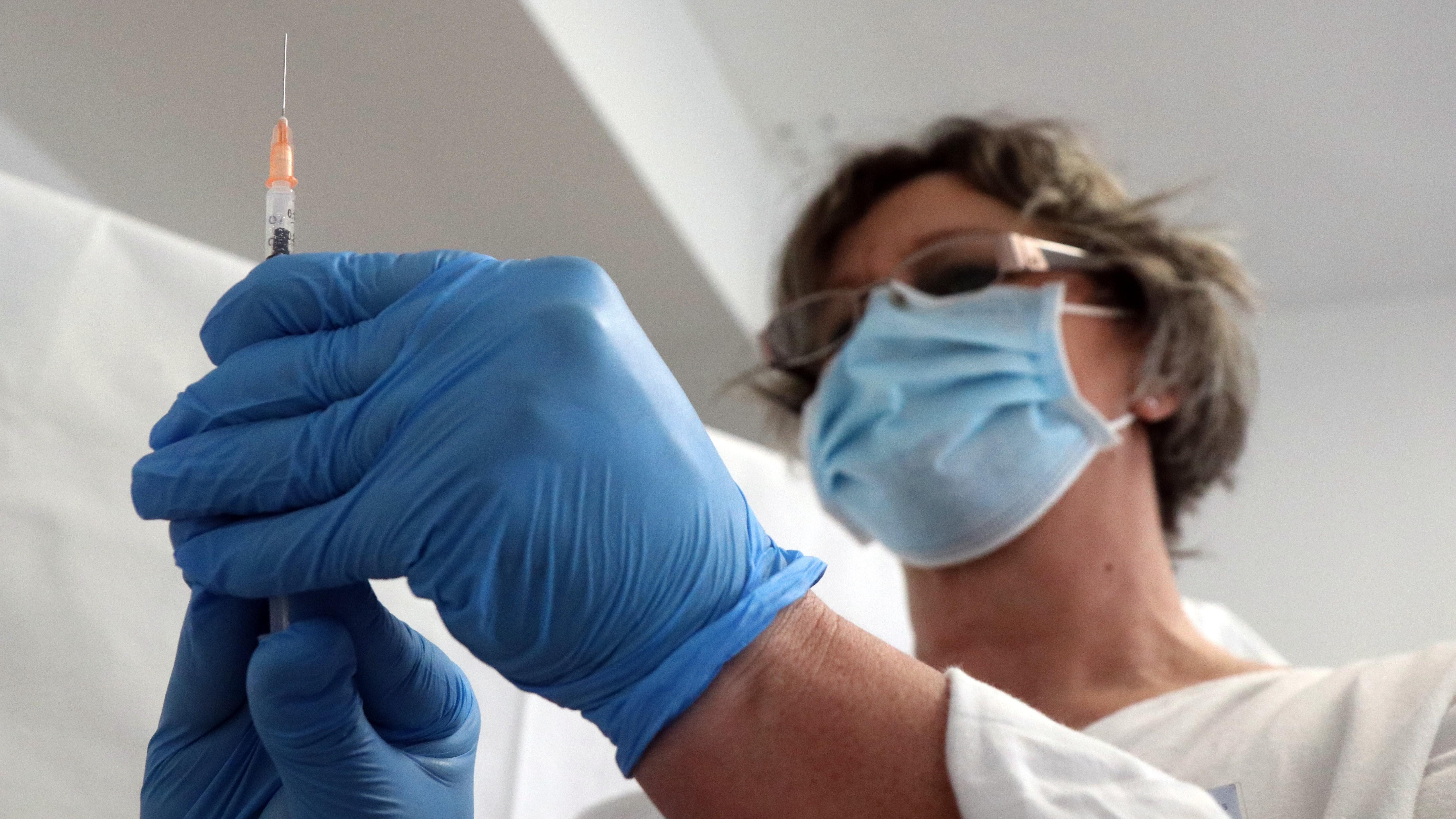 koronavírus elleni vakcina
