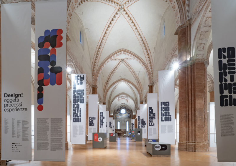 Dizájn és kommunikációs kiállítás Parma