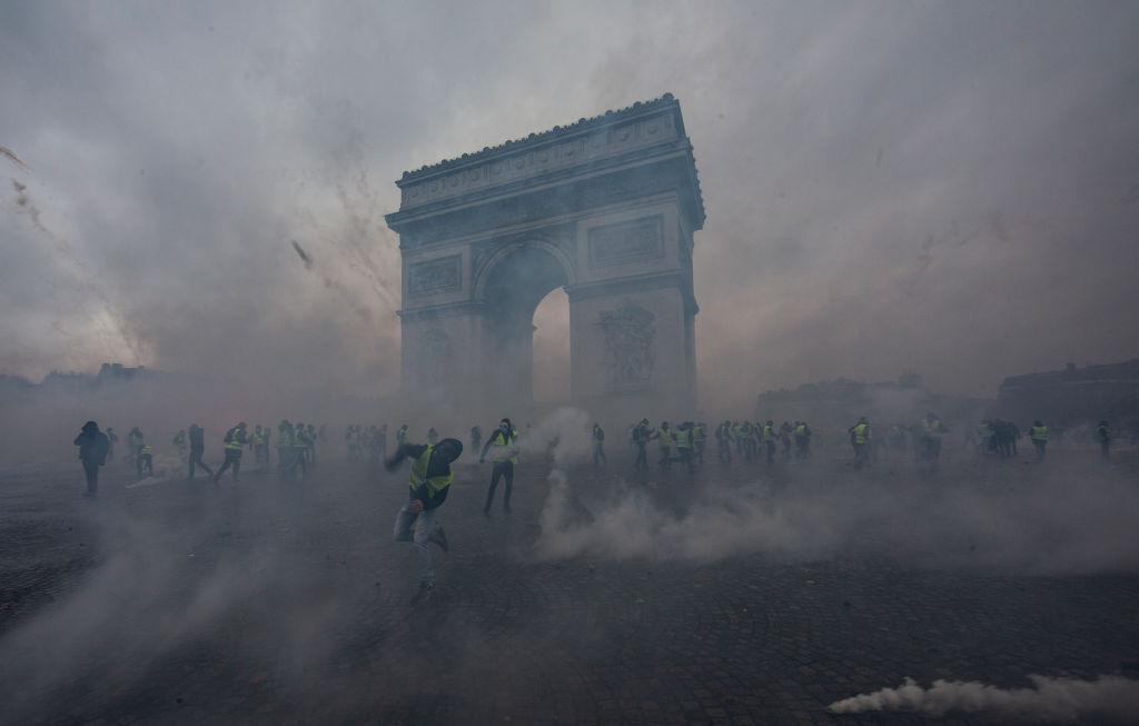 Óriási buli a híres-nevezetes Eiffel-toronynál! (nem) (fotó: Veronique de Viguerie/Getty Images)
