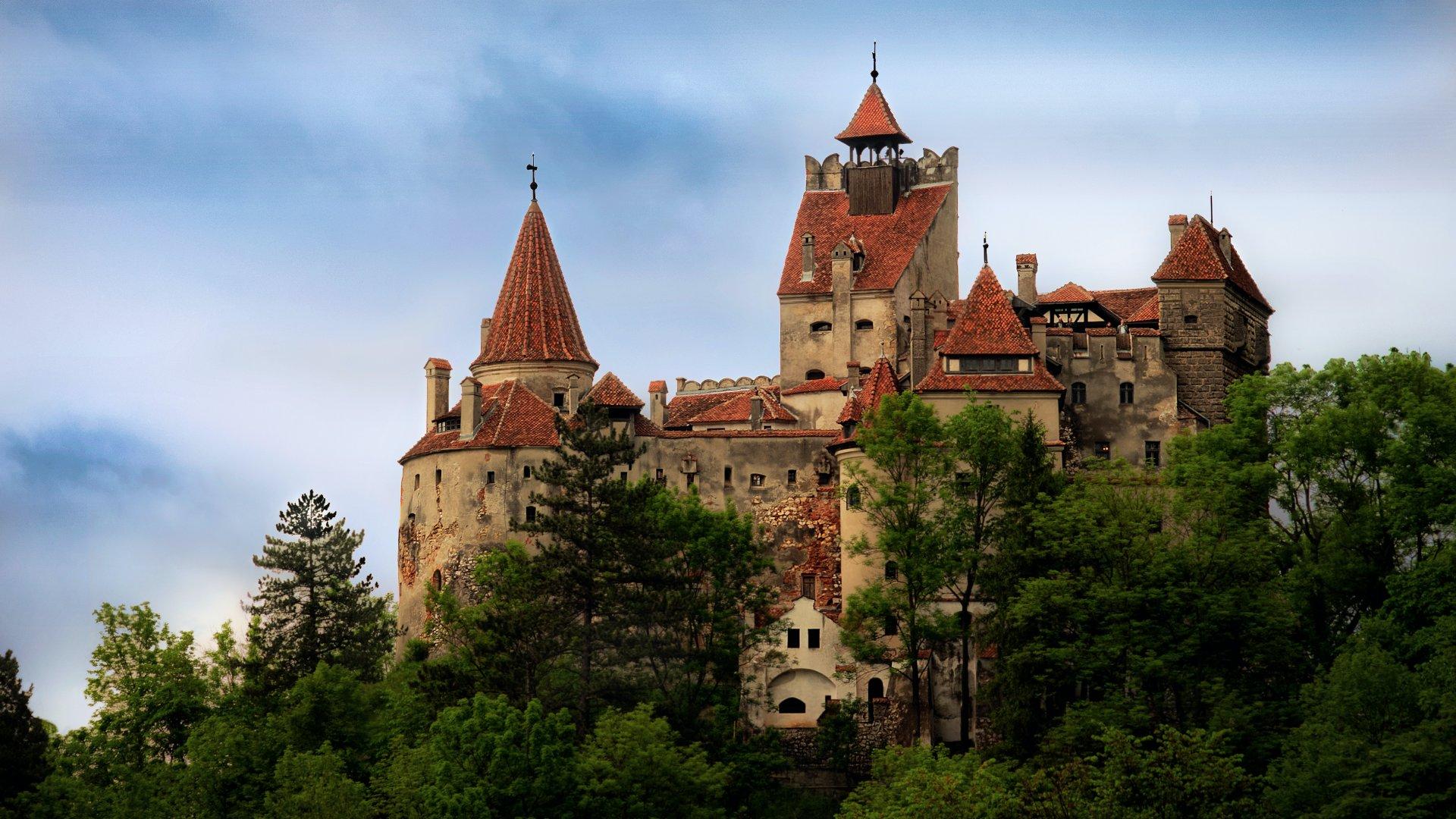 Drakula lakhelye, a törcsvári kastély
