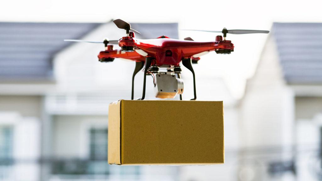 Drónnal szállítják házhoz a jellegzetes amerikai cserkészkekszeket