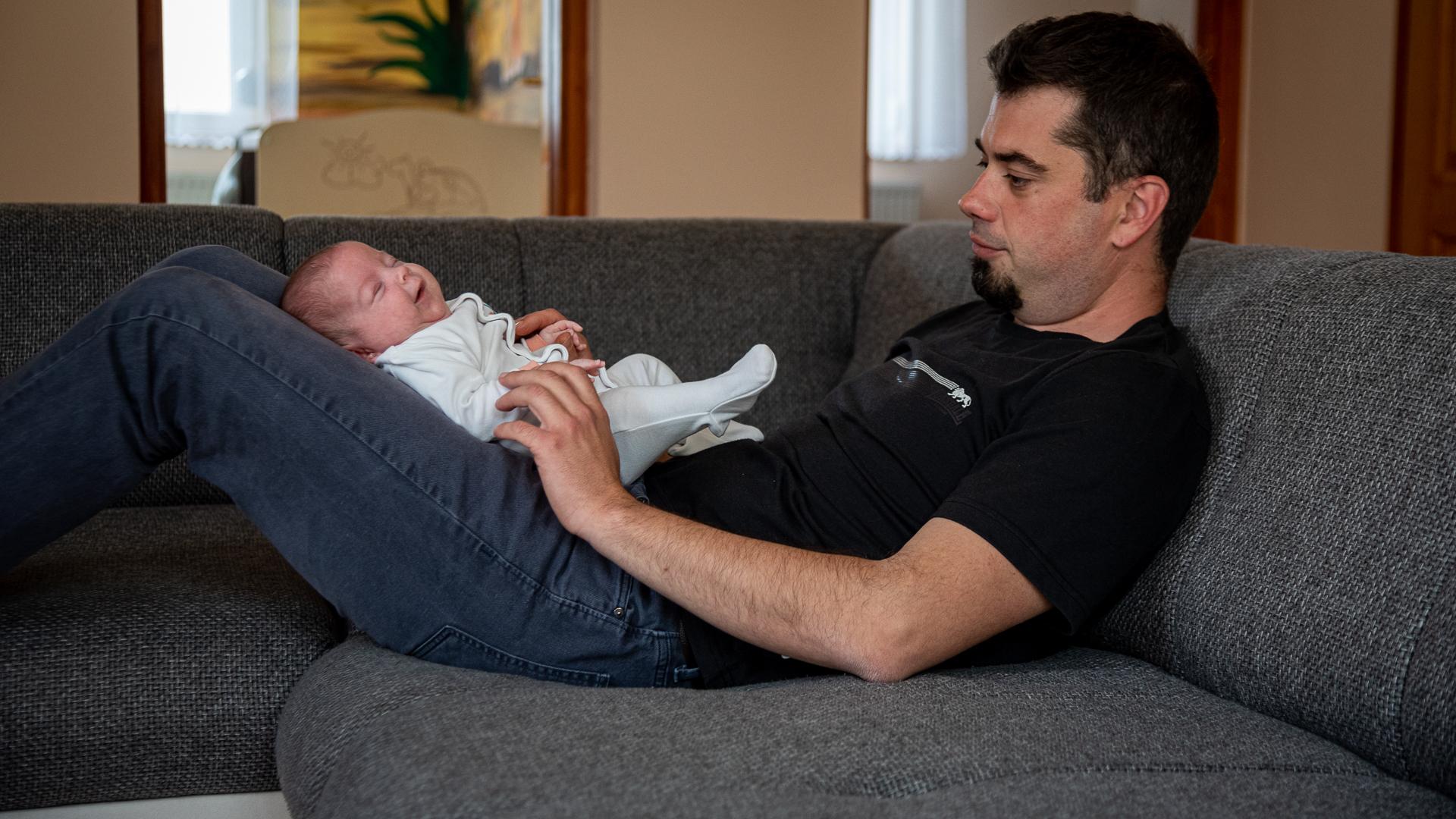 Timi hét és fél hónapos várandós kismama volt, amikor megfertőződött a koronavírussal.