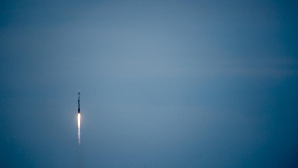 Lezuhanó rakéta