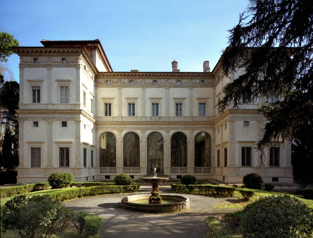 A Farnesina Villa Rómában