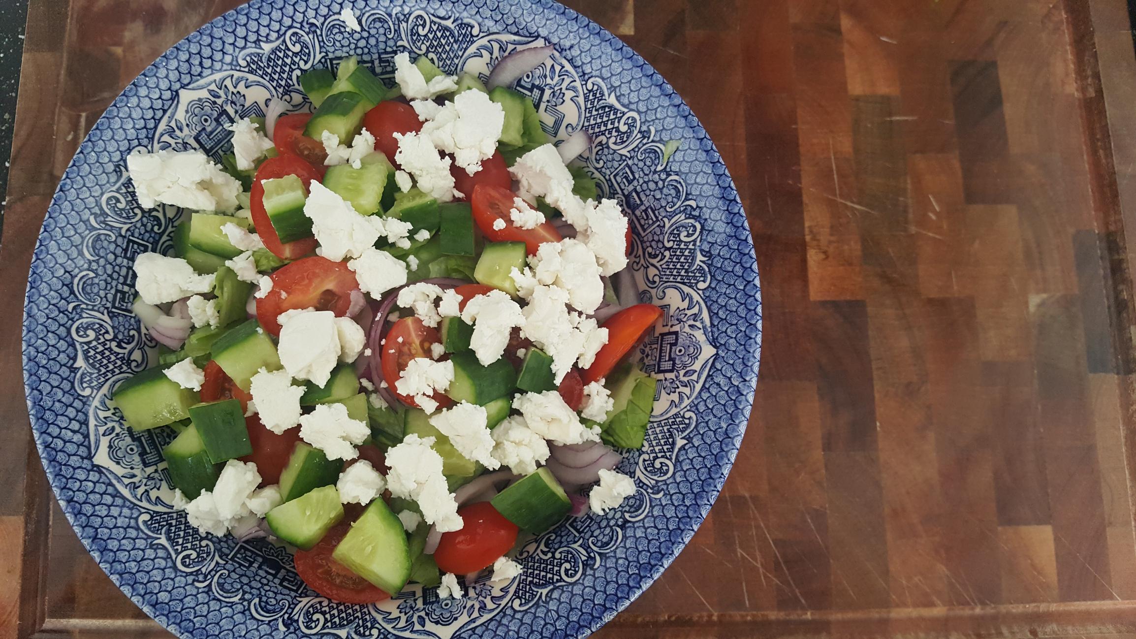 Frissítő uborkasaláta receptek