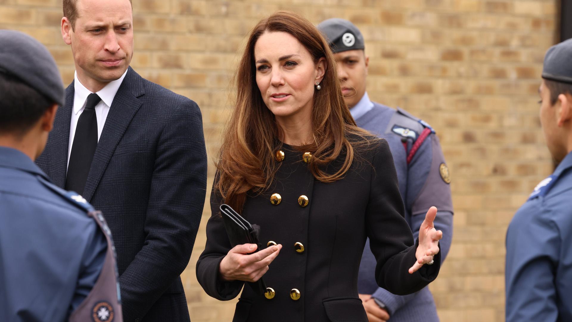 Magára vonta a figyelmet Katalin hercegné