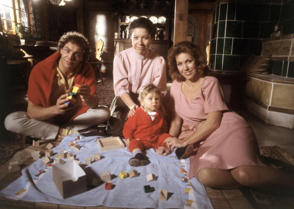 Christian Kohlund családja