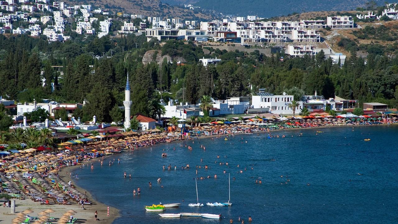 Gyerekbarát török tengerpartok