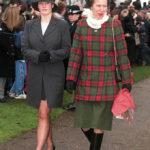 Zara Phillips és Anna hercegnő