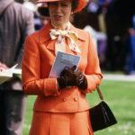 Anna hercegnő egy jótékonysági eseményen, 1985-ben