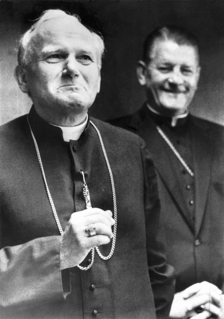 II. János Pál pápa majdnem lekéste a megválasztását