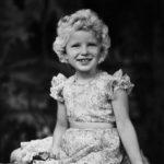 Anna hercegnő kislányként