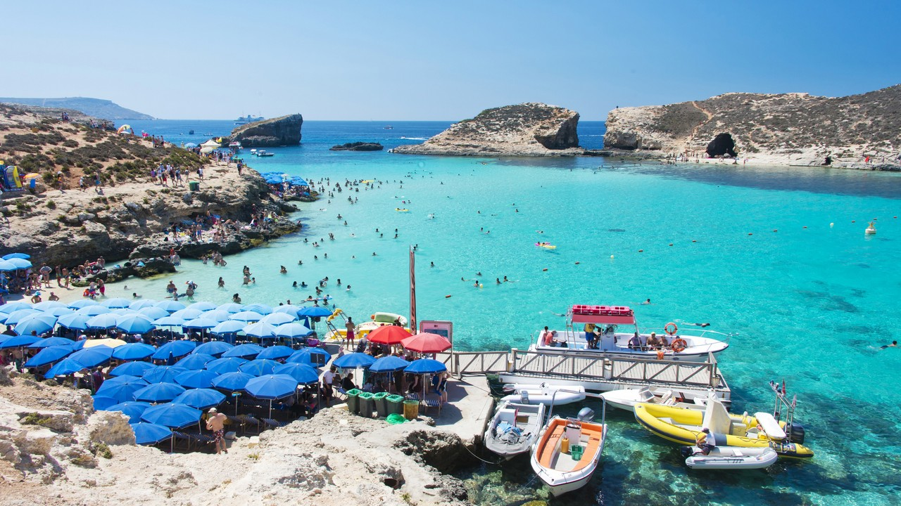 Nyaralás Máltán