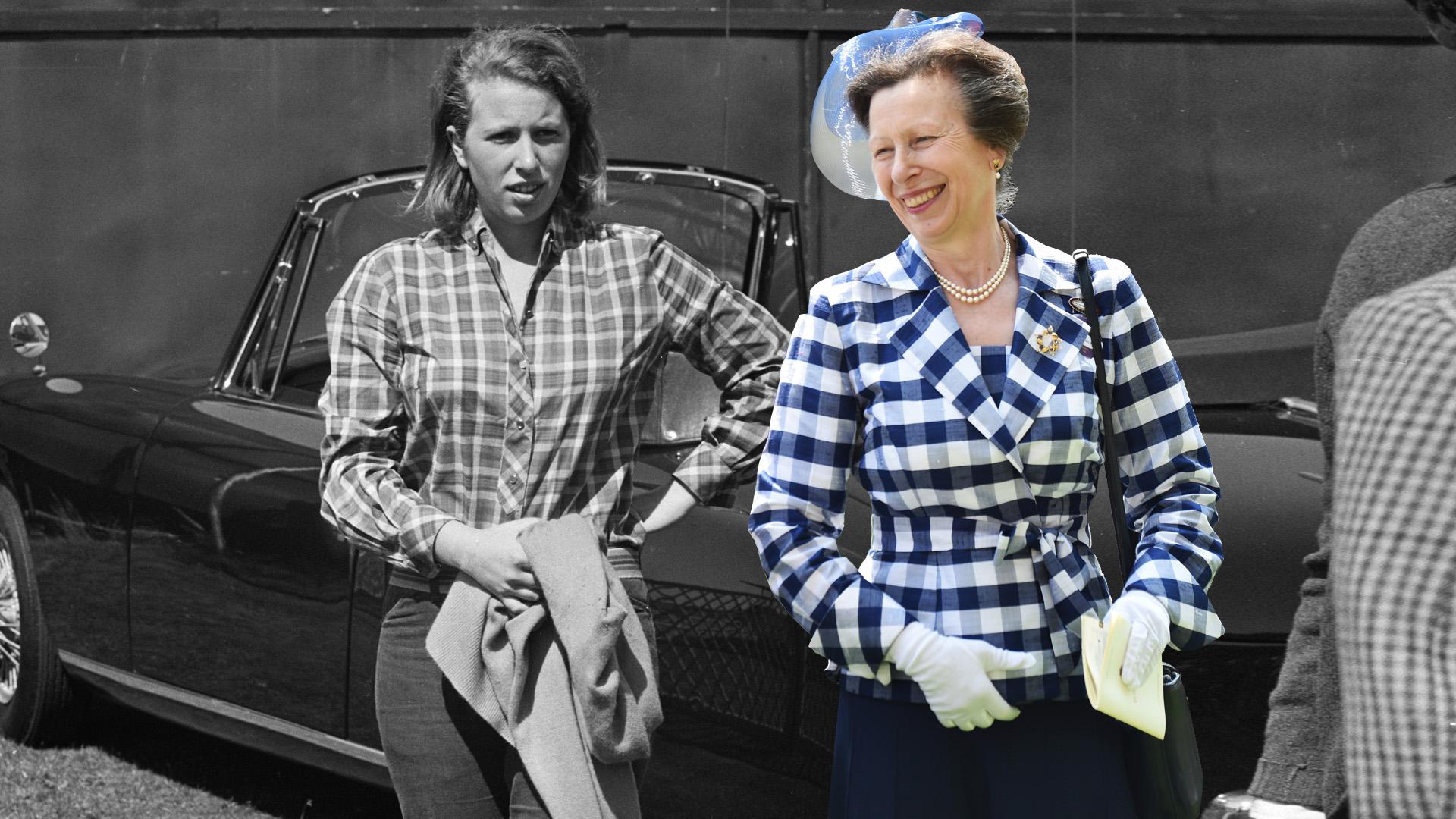 Anna hercegnő hét évtizede ragaszkodik a kockáihoz