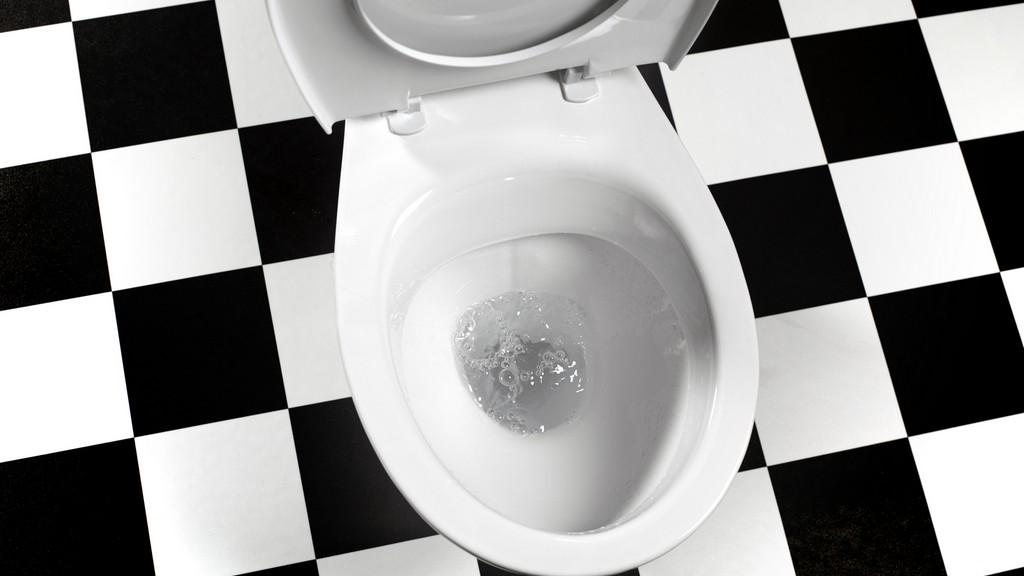 WC tisztítása házi módszerekkel