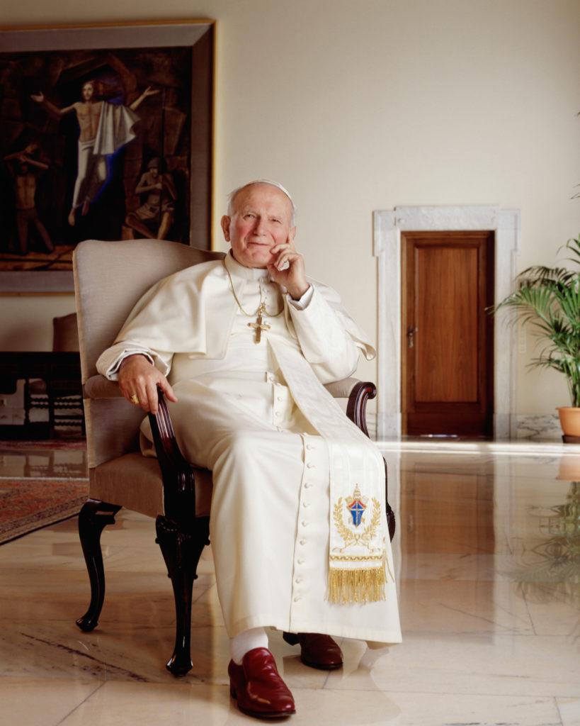 II. János Pál pápa napi 12-16 órát is dolgozott