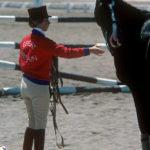 Anna hercegnő az olimpián