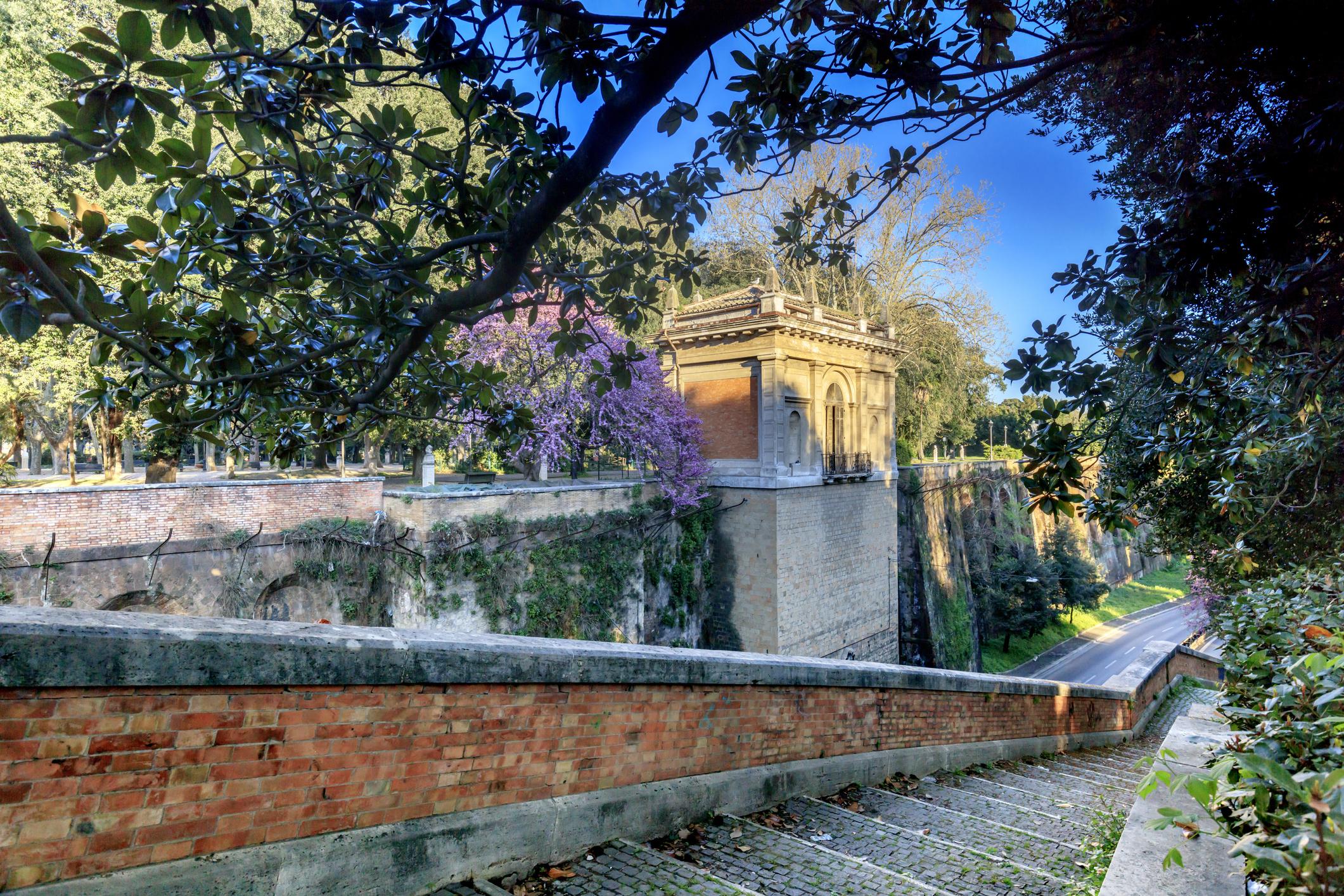 Villa Borghese Rómában