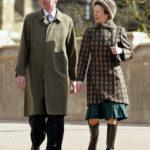 Anna hercegnő és férje 2010-ben