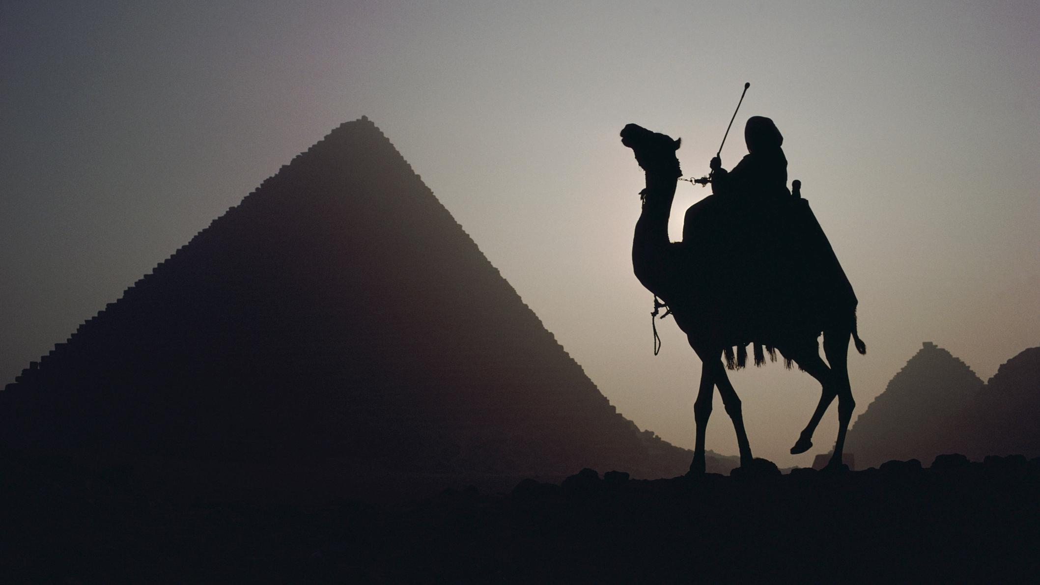 Egyiptomi férfi
