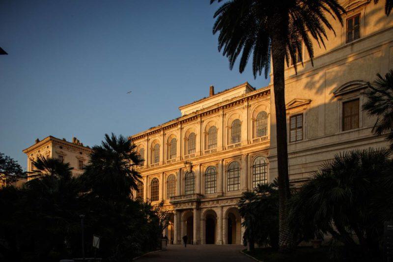 Palazzo Barberini (Barberini Palota)