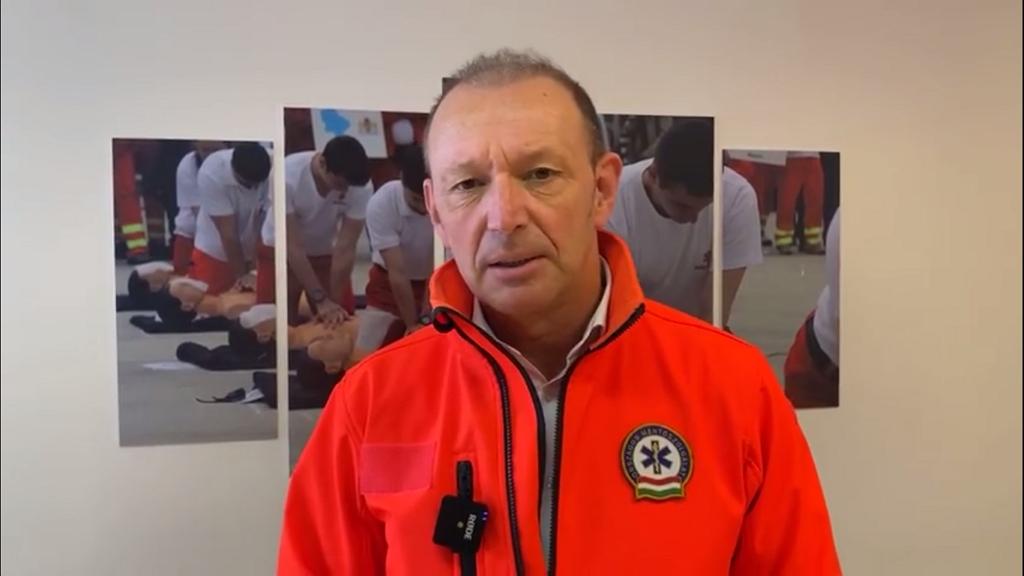 Nagy erőkkel készül az Országos Mentőszolgálat a mentők napjára